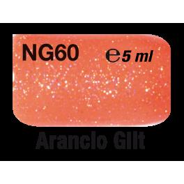 Arancio Glitter  NG60