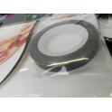Stripe Tape Rolls Nero cod FG01