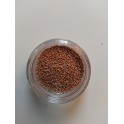 Micro-sfere argento scuro cod. MS04