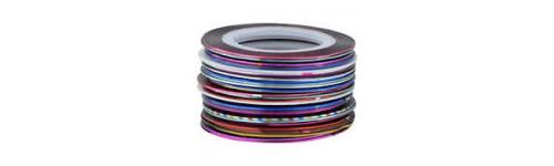 Stripe Tape Rolls Spesso